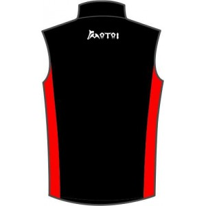 CMT Custom Made Soft Shell Vest- EW5102