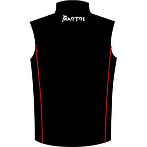 CMT Custom Made Soft Shell Vest- EW5103