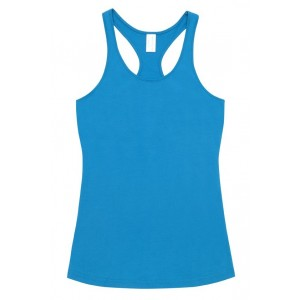 Greatness T Back Singlets-Ladies