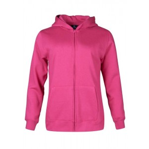 Cronulla Zip Through Hoodies -Ladies