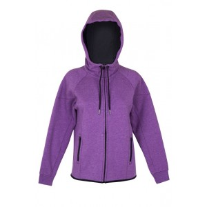 Cotton Face Hoodie -Ladies