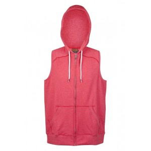 Greatness Zip Sleeveless Hoodie-Mens