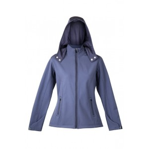 Tempest Soft Shell Hooded Jacket Womens