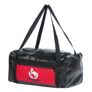Matai PVC Jersey Bag- with mesh sides & sublimated zip pocket