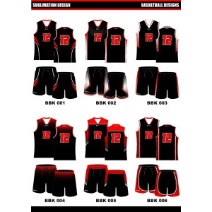 Sublimated Basketball Singlet