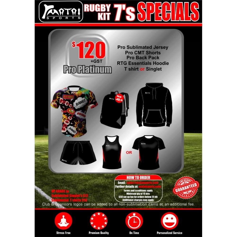 Pro Platinum 7's Kit