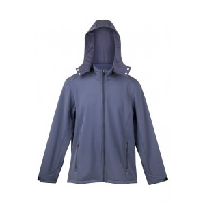 Tempest Soft Shell Hooded Jacket Mens