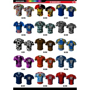 Sublimated Elite Rugby Jersey