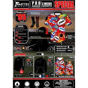 Pro League 9's Special Kit