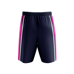 Sublimated Womens Basketball Shorts