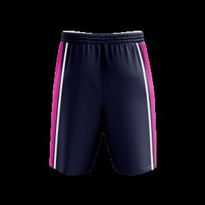 Sublimated Womens Basketball Shorts