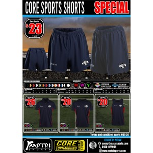 Dri Gear Sports Shorts Special