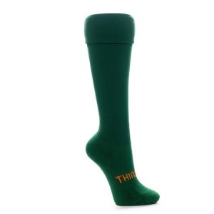 Thin Skin Football Socks- Plain