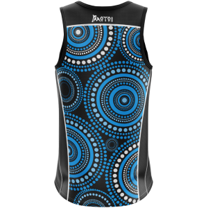 Pro Sublimated Singlet Indigenous