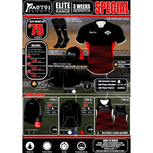 Elite Rugby Special Kit