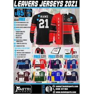 Special- School Leavers Jerseys