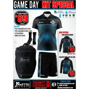 Pro II Game Day Kit Special