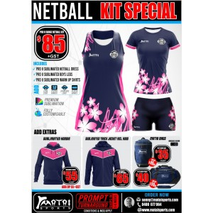SP - Netball kit Special