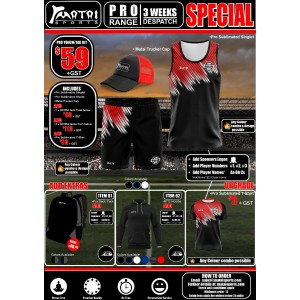 Matai Pro Touch-Tag Kit Special