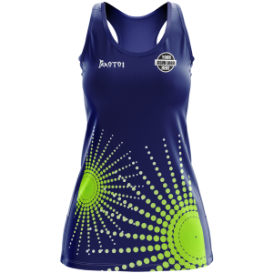 Elite Sublimated Netball Dress- Racer Back