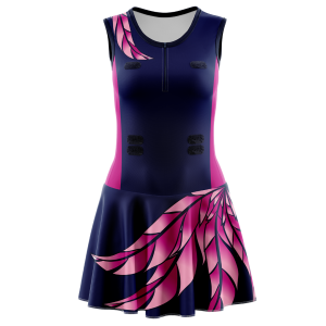 Elite Sublimated Netball Body Suit