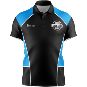 Pro Sublimated Polo Shirts Raglan Sleeve