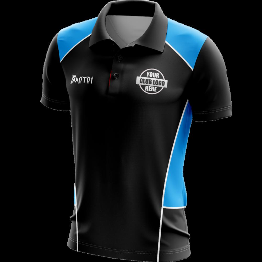 Pro Sublimated Polo Shirts Raglan Sleeve