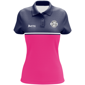 Pro Sublimated Womens Polo Shirts Raglan Sleeve