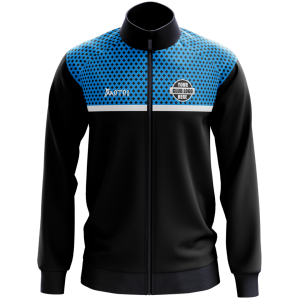 Club Sublimated Track Jacket-fleece