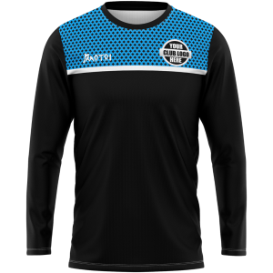 Pro Sublimated Long Sleeve Sports Top II- Unisex