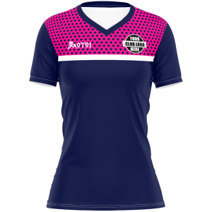 Pro Sublimated Womens Sports Top II- V Neck