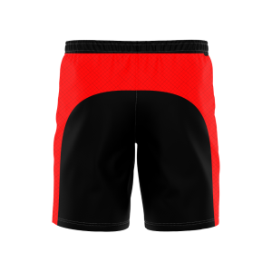 Pro Sublimated Short Mid Length With Pockets