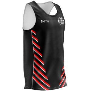 Sublimated Touch/Tag Singlet (3 Weeks despatch)