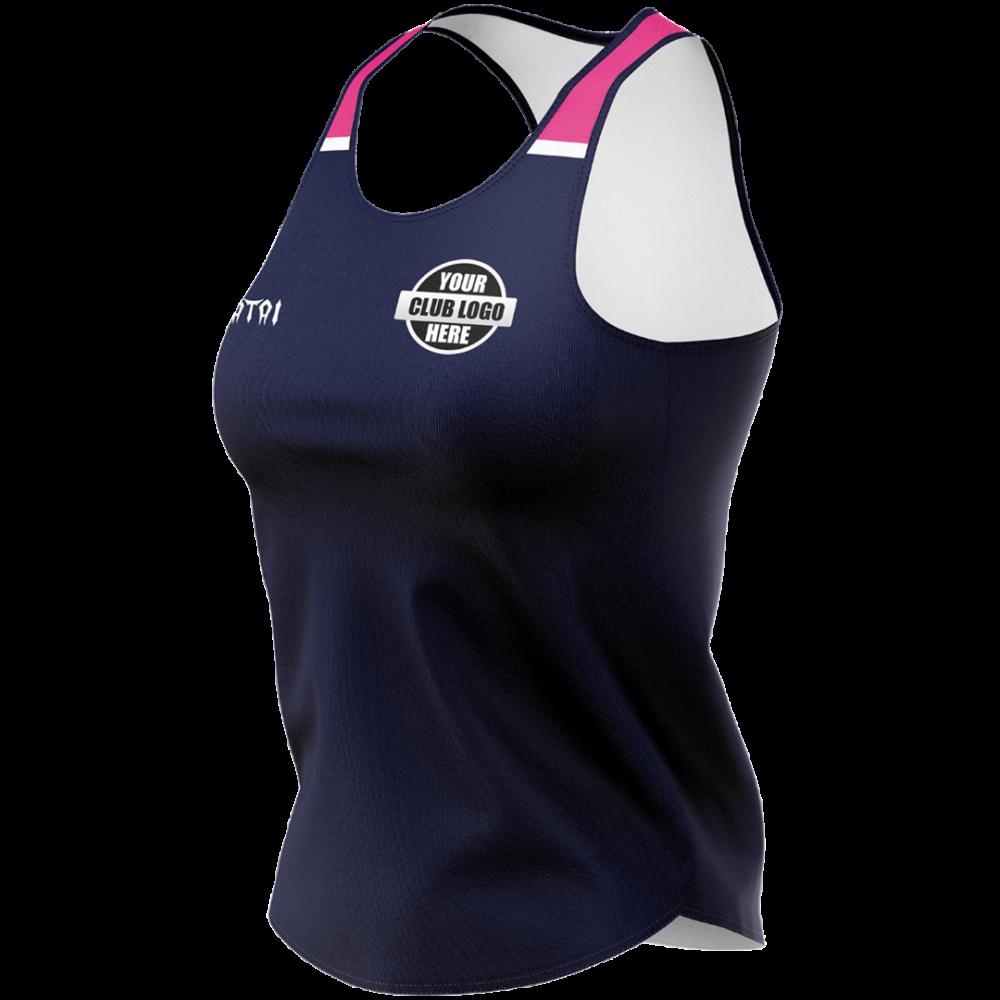 Pro Sublimated Women's Singlet-Full Back