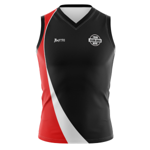 Pro Sublimated Singlet/Muscle- V Neck
