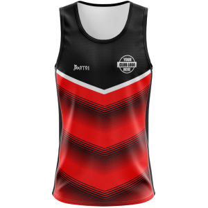 Pro Sublimated Singlet- Running