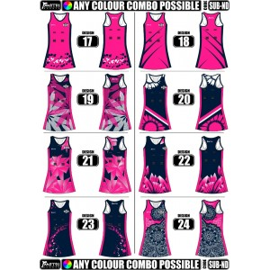 Pro Sublimated A Line Dress