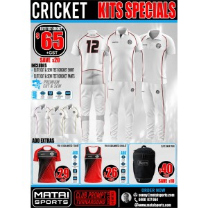 Test - Cricket Kits Special