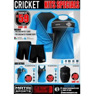 Cricket Kits Specials