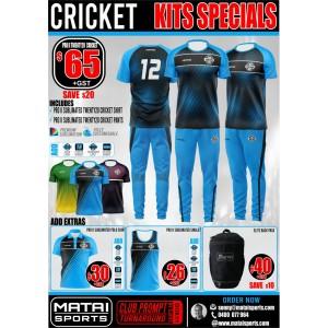 Twenty20 - Cricket Kits Specials
