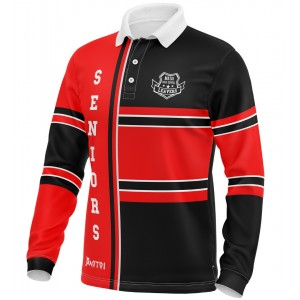 Knitted Rugby Jersey- Loop