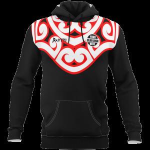 Pro Sublimated Fleece Hoodie- Unisex - Maori