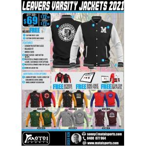 Special - School Leavers Jackets