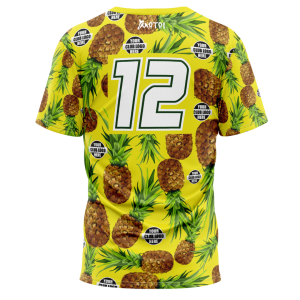 Pro Sublimated Beach Rugby Top- Unisex