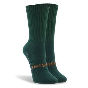Thin Skin Short Football Socks