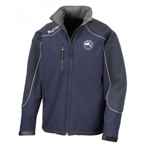Noosa Dolphins - Core Winter Softshell Jacket