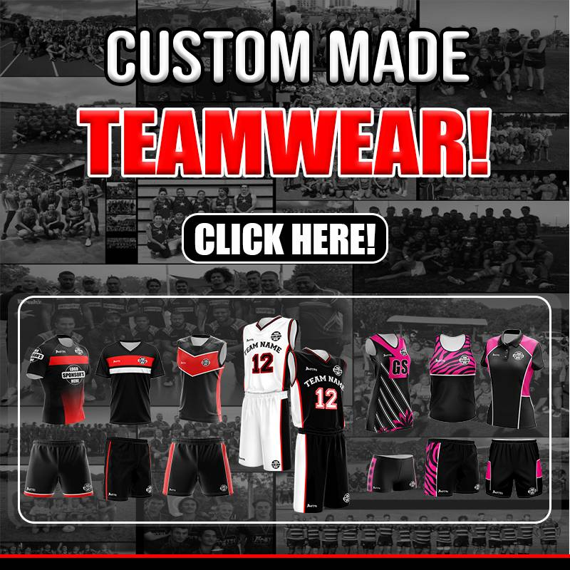 1187ea7610d Custom Teamwear - Uniforms - Matai Sports